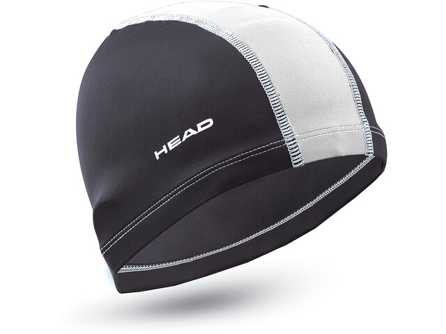 Head Polyester Casquette, black/white